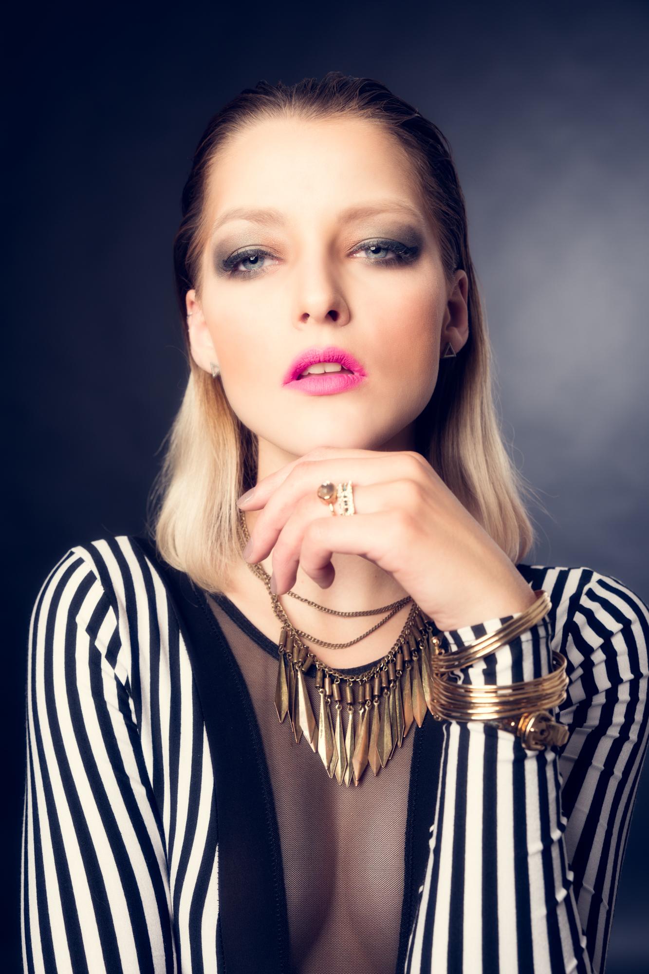 Fashion Portrait Fotoshooting Echo Of Light Photography